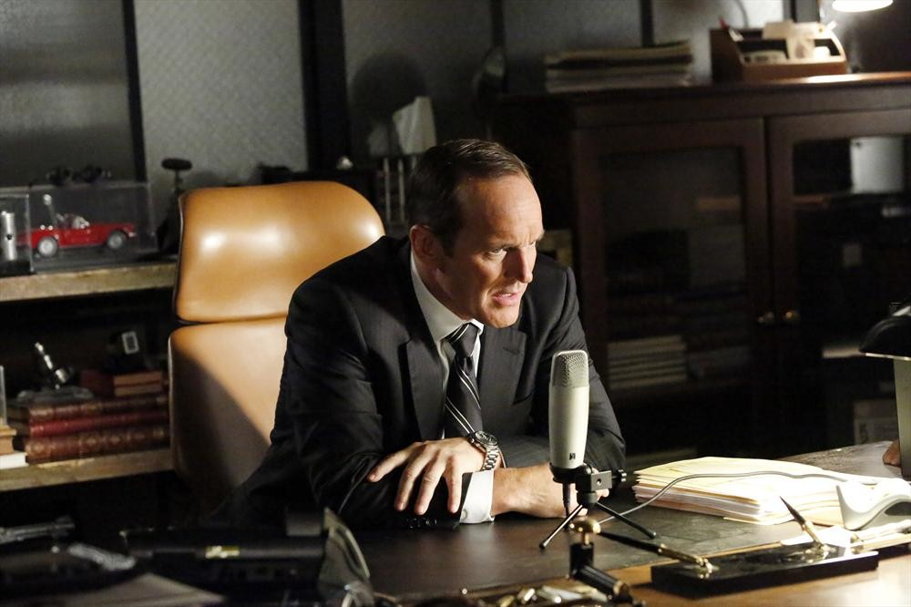 """Marvel's Agents of S.H.I.E.L.D. """"Shadows"""""""