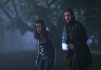 "Sheriffs and Monsters, Sleepy Hollow ""The Kindred"""