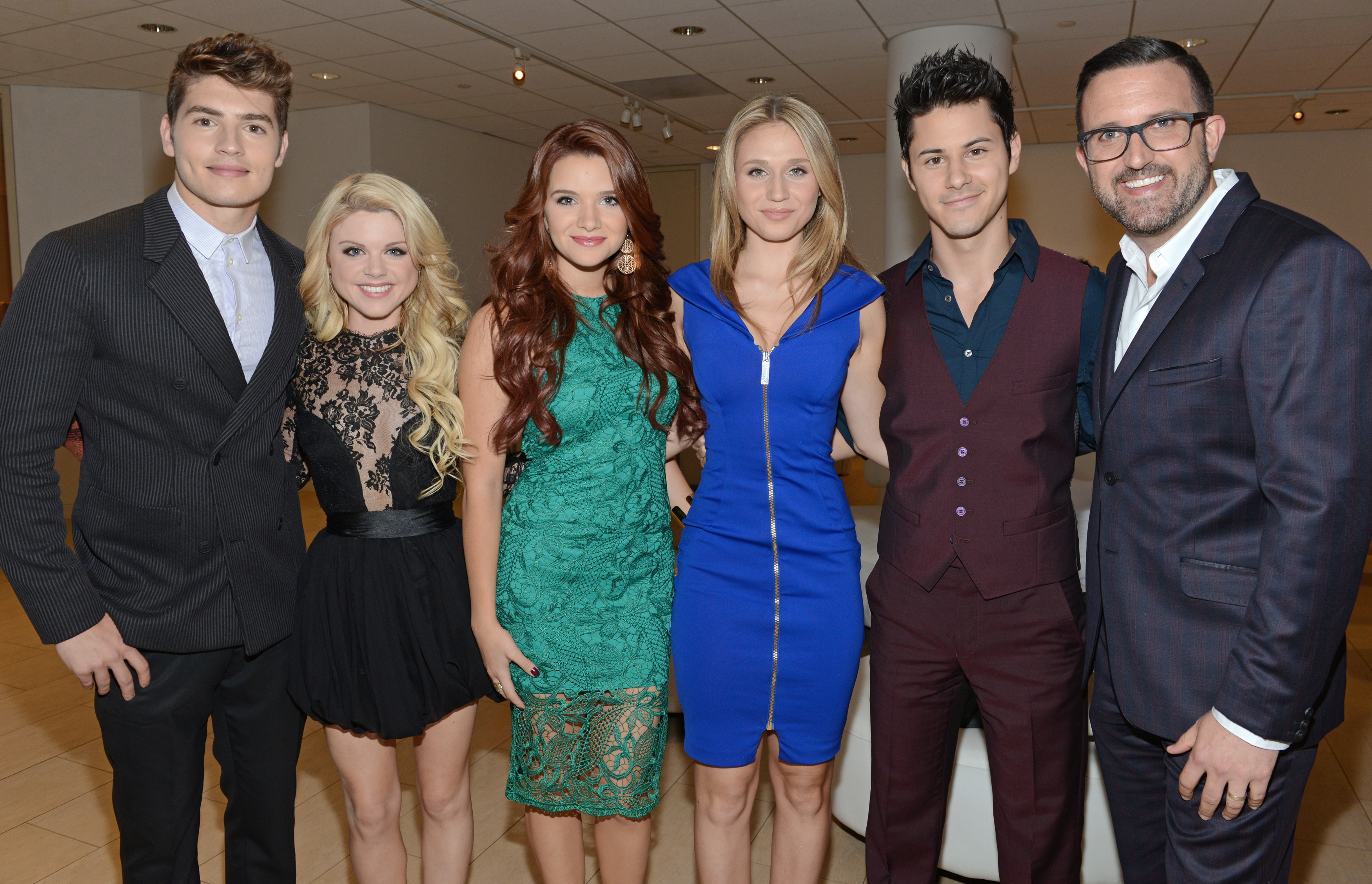 PaleyFest Fall TV Preview 2014: MTV's Faking It [VIDEO and PHOTOS]