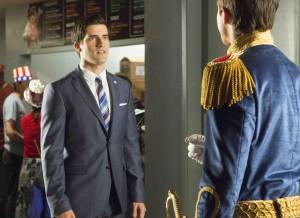 Ryan Rottman as 'Theodore' & Shane Harper as 'Ian'