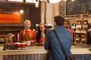 TV Movie Goodness Preview: UPTV's Coffee Shop [VIDEO and PHOTOS]