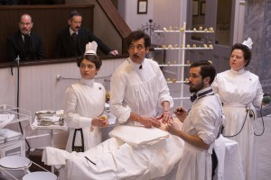 "The Knick Preview: ""Start Calling Me Dad"" [VIDEO and PHOTOS + ""They Capture the Heat"" Recap]"