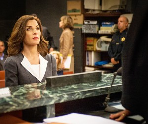 "The Good Wife Season Premiere Preview: ""The Line"" [VIDEO and PHOTOS]"