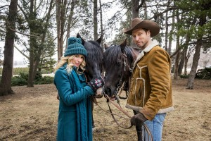 TV Movie Goodness Interview: One Starry Christmas's Sarah Carter [Exclusive]