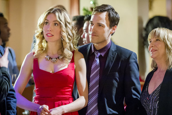 TV Movie Goodness Interview: One Starry Christmas's Sarah Carter ...