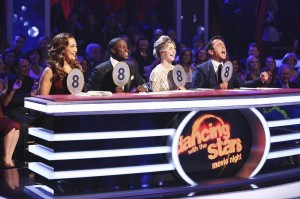 "Dancing with the Stars ""Season 19 Week 3 aka Movie Night"""