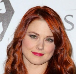 "Alexandra Breckenridge Cast on ""The Walking Dead"""