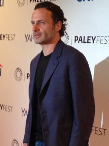 PaleyFest NY 2014: The Walking Dead's Andrew Lincoln Talks Season 5 [Exclusive VIDEO]