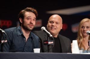 "Netflix Original Series ""Marvel's Daredevil"" New York Comic-Con Panel & Cast Signing"