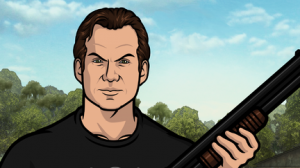 Quick Takes: Christian Slater and EPs Matt Thompson and Casey Willis Talk Archer Season 6 [NYCC 2014 VIDEO]