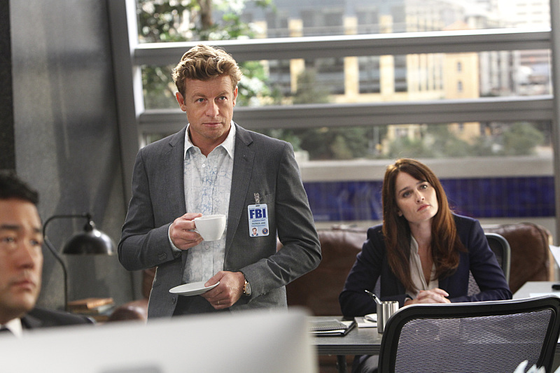 """Nothing but Jane, Lisbon, Love and Murder, The Mentalist """"Nothing but Blue Skies"""""""