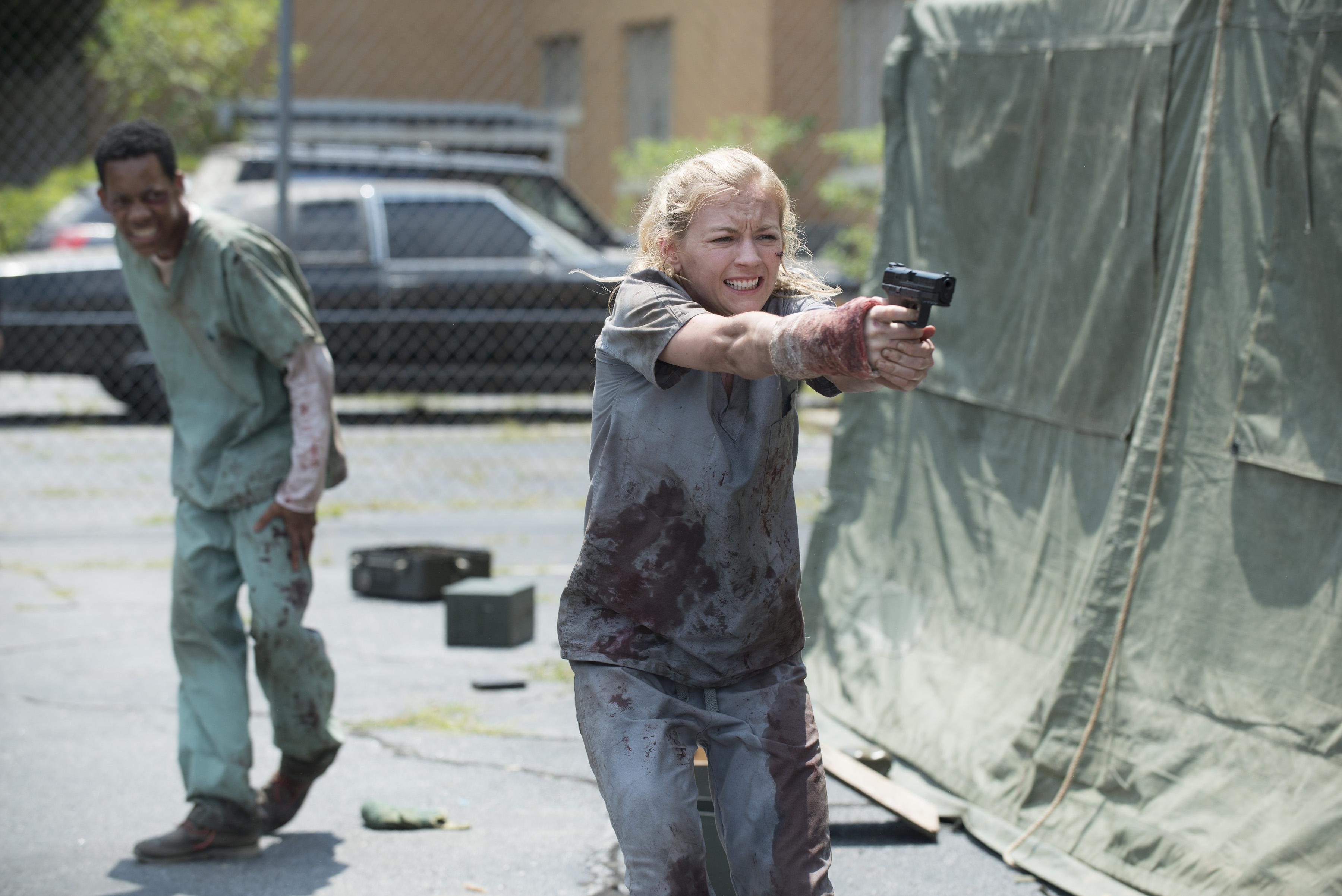 """The Walking Dead """"Slabtown"""""""