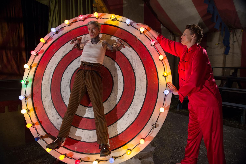 """American Horror Story: Freak Show """"Bullseye"""""""