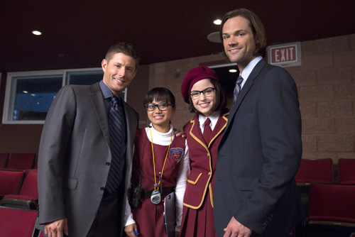"""Sam and Dean Carry On, Supernatural """"Fan Fiction"""""""