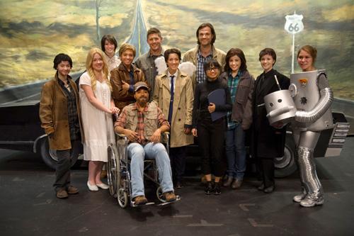 Supernatural 200: Guest Stars Praise the Show's Fans [INTERVIEWS]