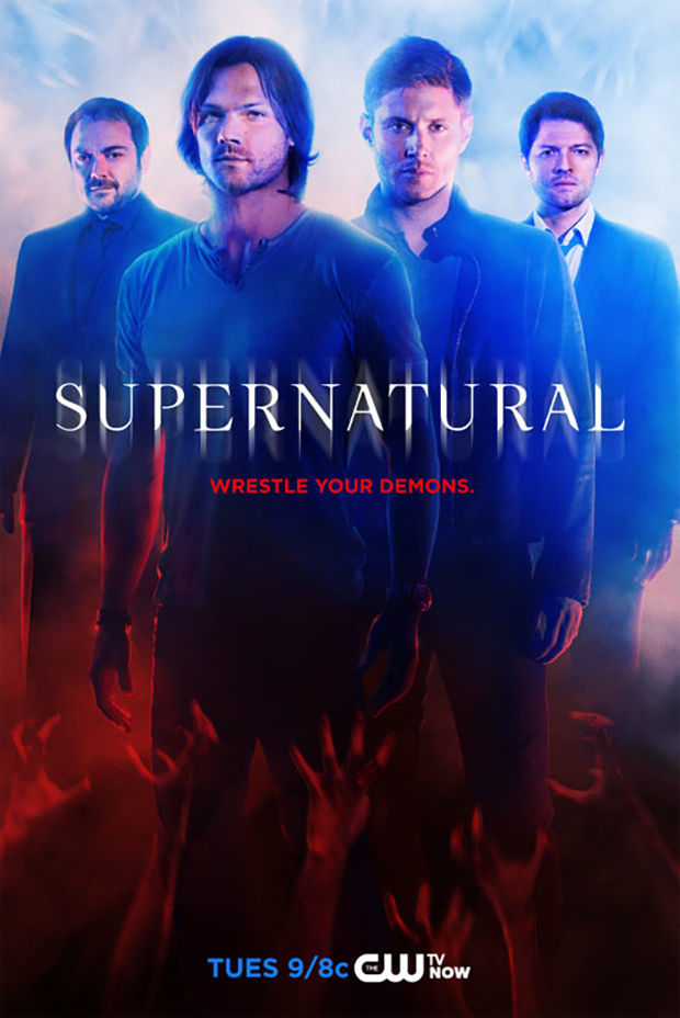 Tina's TV Goodness All-Stars 2014: The Cast of the CW's Supernatural