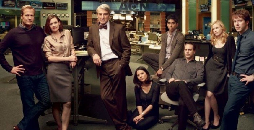 "The Newsroom Preview: ""Run"" [VIDEO]"