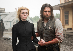 "The Heart of the Matter: Bohannon and Ruth in Hell on Wheels ""Thirteen Steps"""