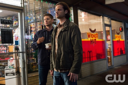 """Rewind and Repeat: Dean and Sam Remember John """"Friggin'"""" Winchester, Supernatural """"The Things We Left Behind"""""""