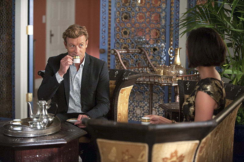 "The Mentalist Preview: ""Orange Blossom Ice Cream†