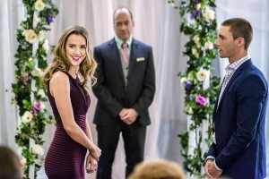 Arielle Kebbel Talks Hallmark Channel's Bridal Wave [Exclusive]