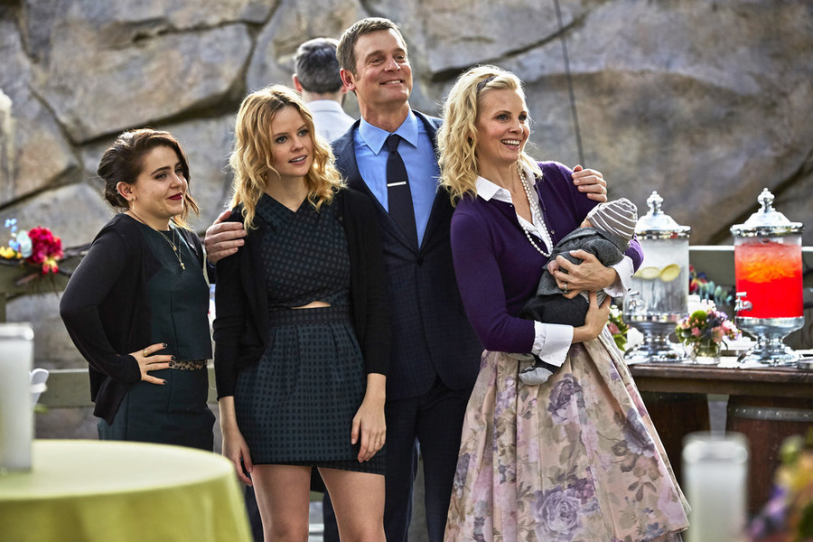 "Parenthood Series Finale Preview: ""May God Bless and Keep You Always"""