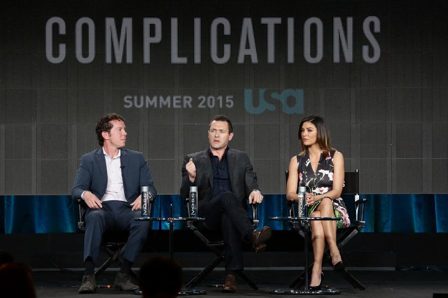 Winter 2015 TCAs: USA Network's Complications | TV Goodness