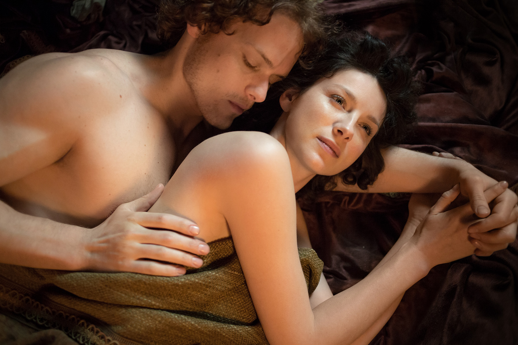 Winter 2015 TCAs: Teaser for Starz's Outlander