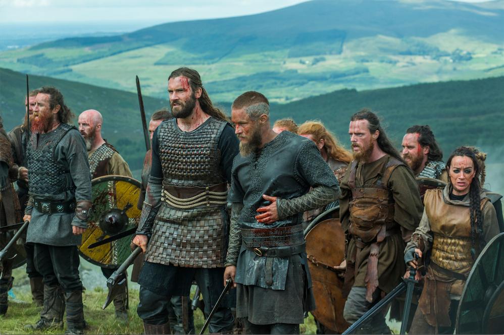 Countdown to Season 3 Vikings [New Trailer]