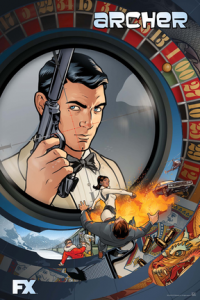 Archer EP Matt Thompson Previews Season 6 and Talks Spies, Sex and Selfishness