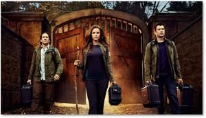 Helix's Steven Weber and Kyra Zagorsky Tease Season 2 [Exclusive]