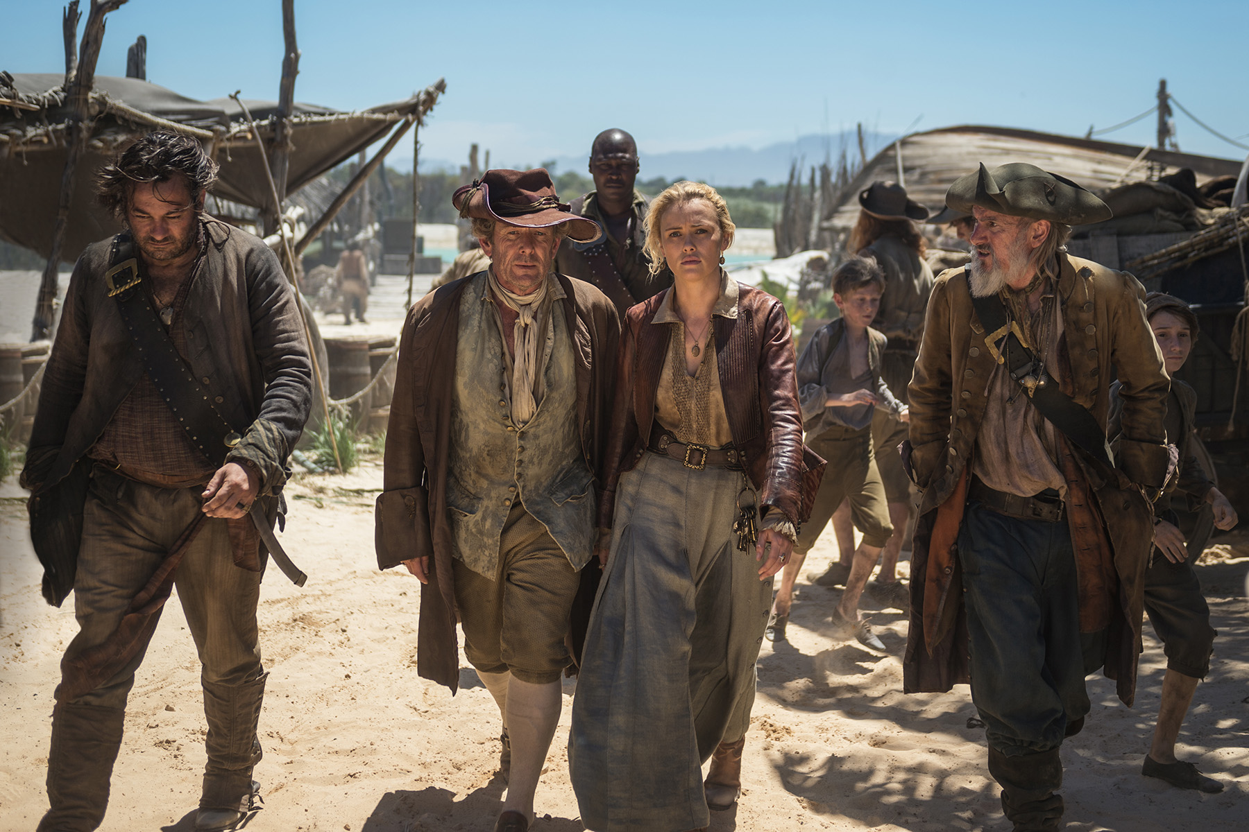 The black sails cast and eps talks season 2 and more tv goodness