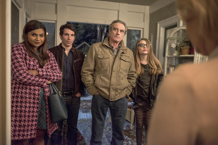 """The Mindy Project Preview: """"Dinner at the Castellanos"""""""