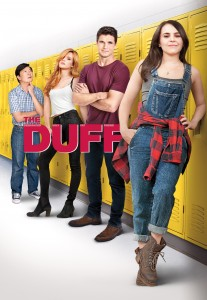 TV Ties: The DUFF [+ Mae Whitman and Robbie Amell Q&A]