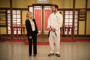 "Parks and Rec ""The Johnny Karate Super Awesome Musical Explosion Show"" and ""Two Funerals"""