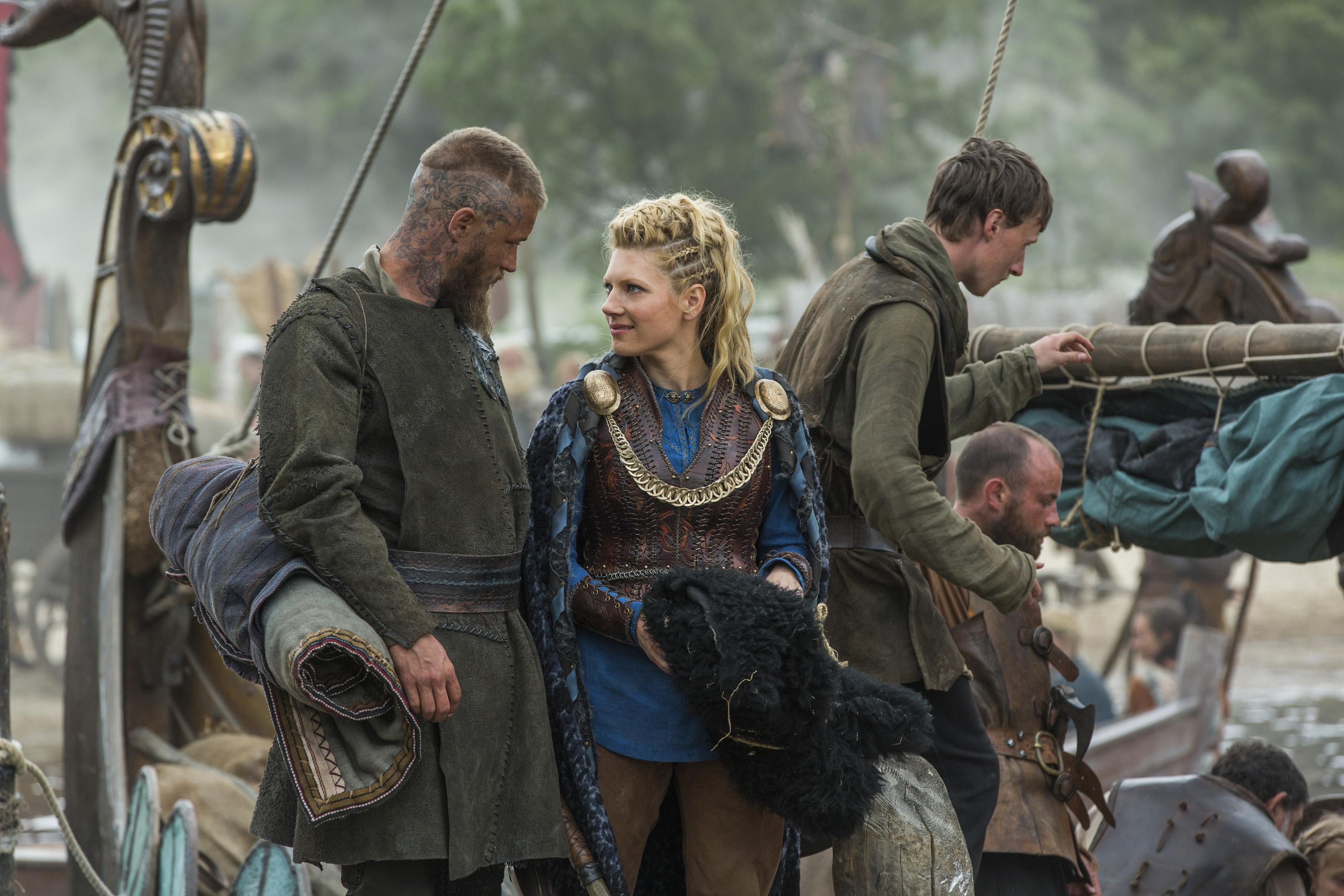 "Vikings Preview: ""Mercenary"" [INTERVIEWS]"