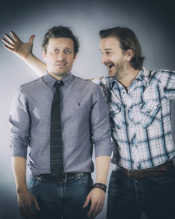 TV Goodness Reports: Richard Speight Jr. and Rob Benedict Talk Kings of Con