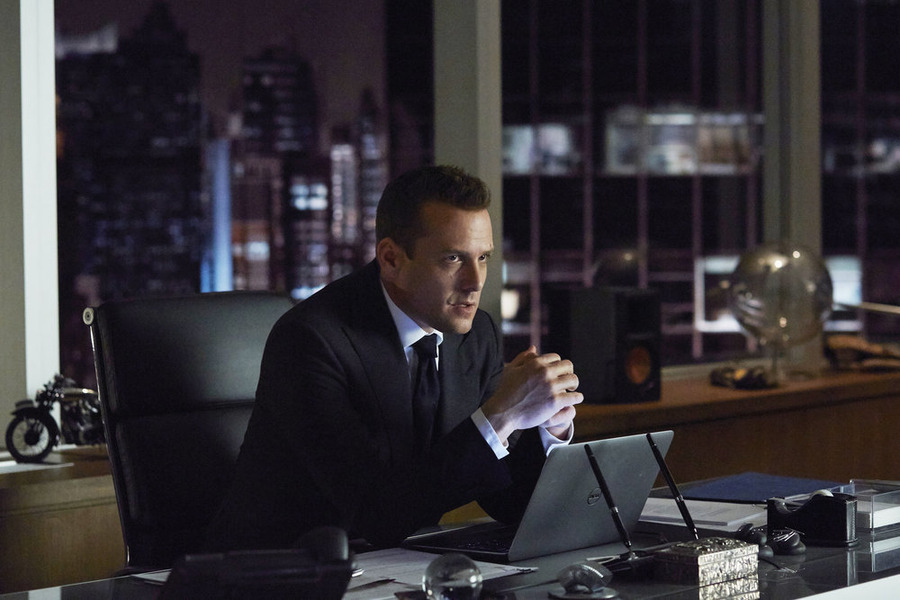 "From Joy to Pain, Suits ""Not Just a Pretty Face"""