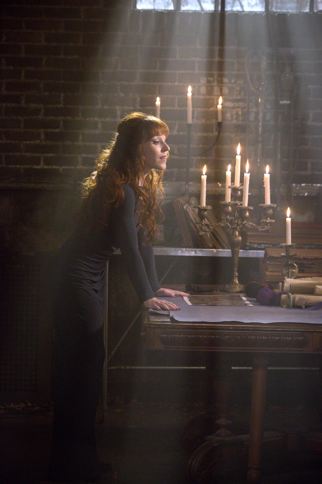 "Supernatural's Ruth Connell Talks ""Paint it Black"" [Exclusive]"