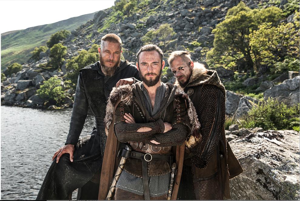 "Moment of Heartbreak: [Spoiler] Dies, Vikings ""Born Again"""