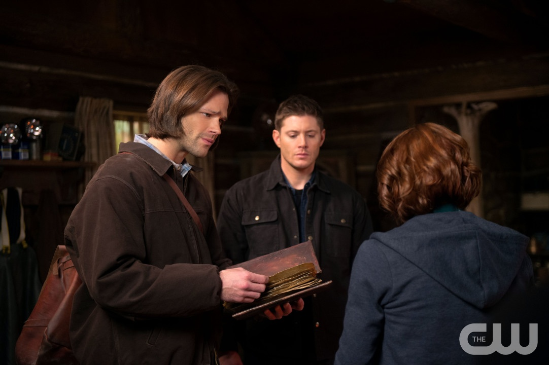 "5 Moments of Goodness from Supernatural ""Book of the Damned"""