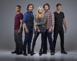 Bitten's Cast Talks Season 2 and Their Lovefest with the Fans [Interview]