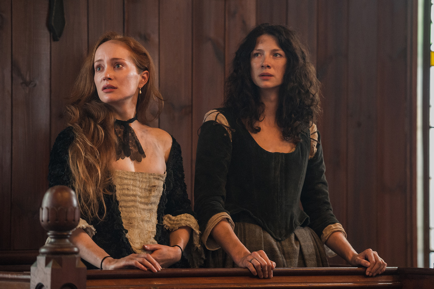 "Outlander Preview: ""The Devil's Mark"""