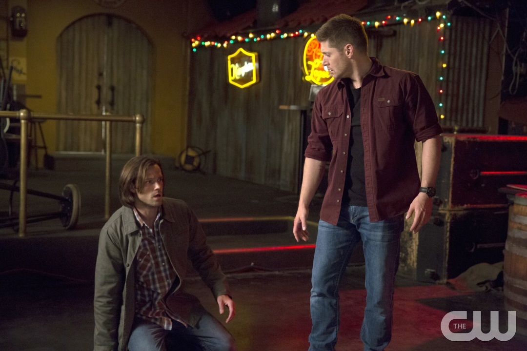 """A Sam and Dean Moment of Goodness from Supernatural """"Brother's Keeper"""""""