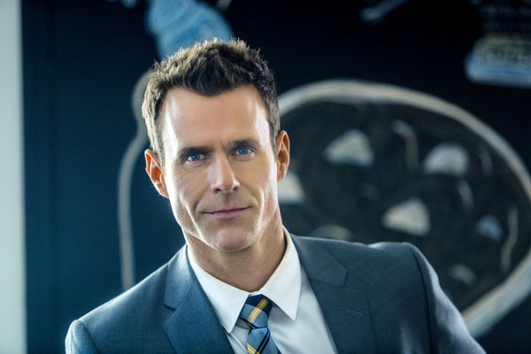 Cameron Mathison Talks Murder She Baked and Flipping the Mic [Exclusive]
