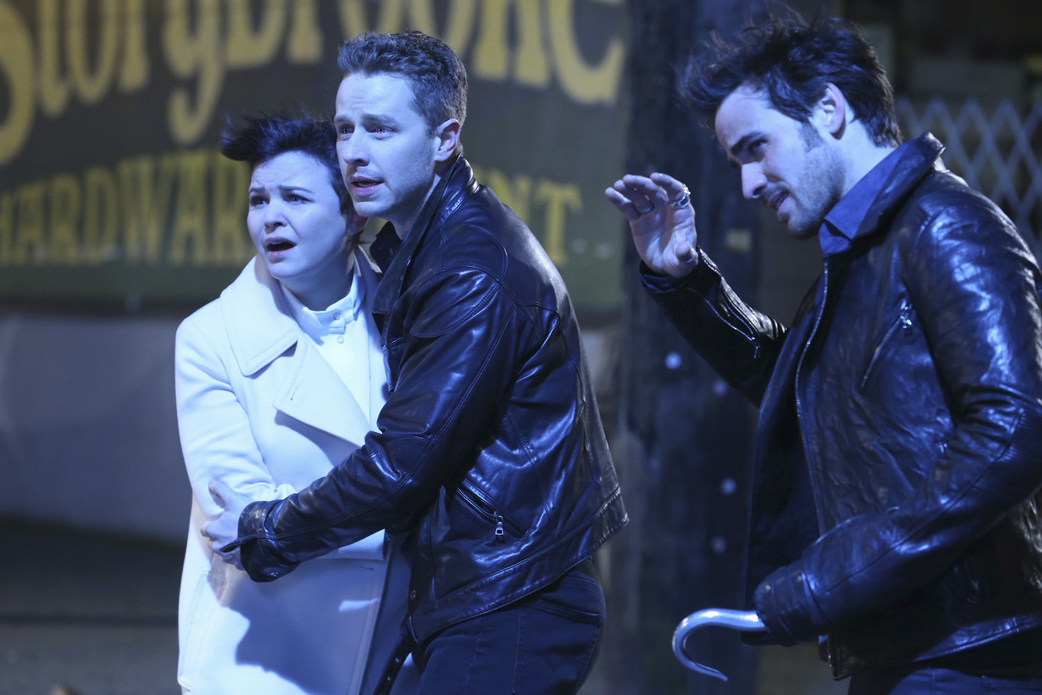 "8 Great Moments of Goodness from Once Upon a Time ""Operation Mongoose"""