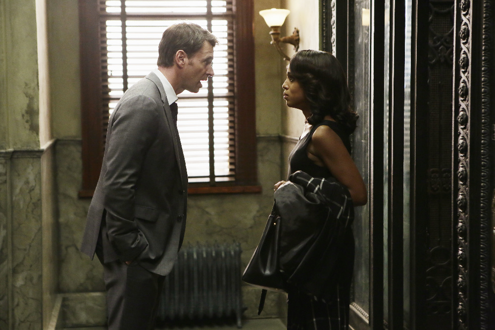 "Three Moments of Goodness from Scandal ""You Can't Take Command"""