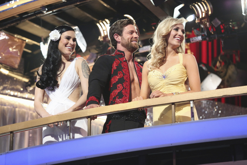 "Dancing with the Stars ""Season 20 Week 9"" aka Semifinals/Results Show"