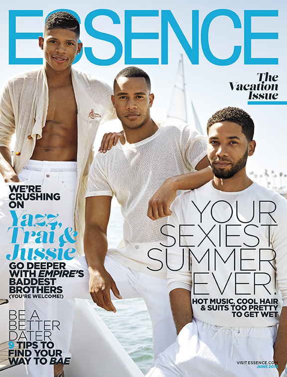 TV Goodness Reports: Empire's FOX-y Cover Boys