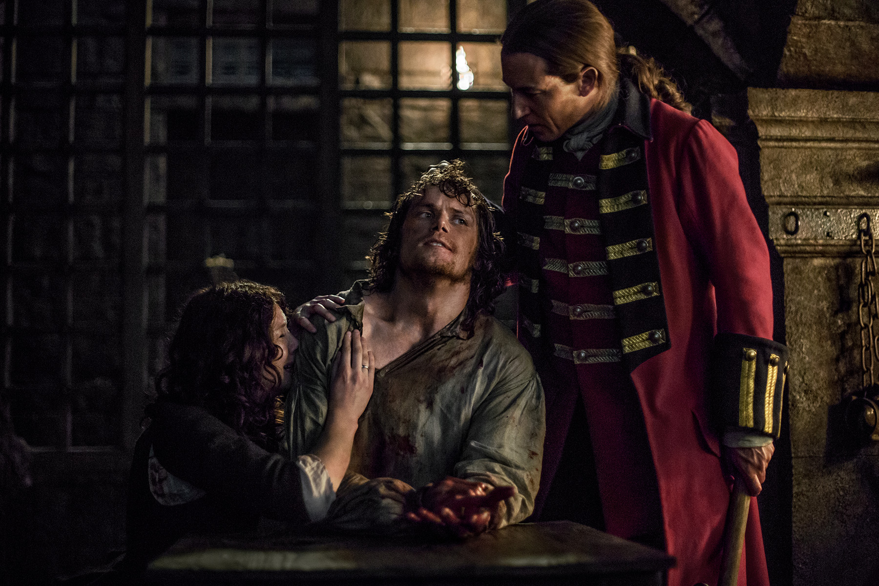"Two Takes: Outlander ""Wentworth Prison"""